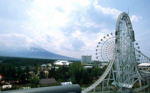 As 12 Montanhas Russas Mais Loucas do Japão - Dodonpa (Fuji-Q Highland)
