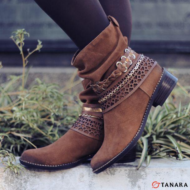 sapatos dakota campanha | Calçados de outono