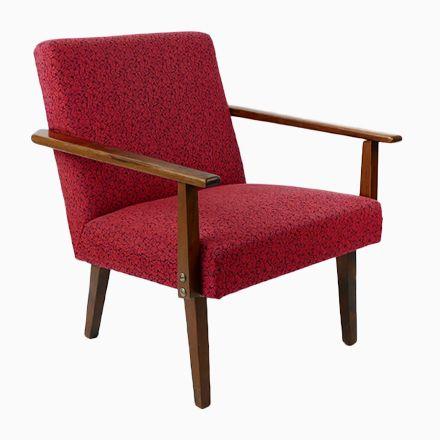 Die besten 25+ Sessel rot Ideen auf Pinterest Orange wandfarben