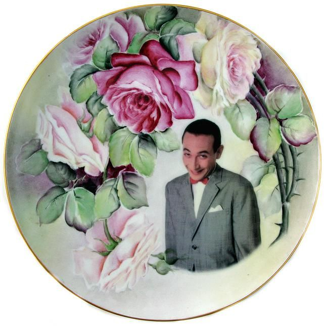 Using orphaned and unloved antique plates and transforming them into modern portrait plates.