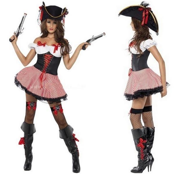 Пиратская вечеринка костюмы для девушек пиратка