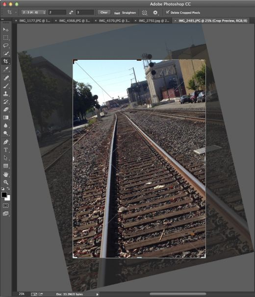 how to crop images like a pro