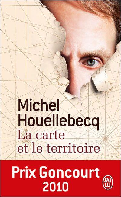 La carte et le territoire / Michel Houellebecq http://fama.us.es/record=b2204584~S5*spi