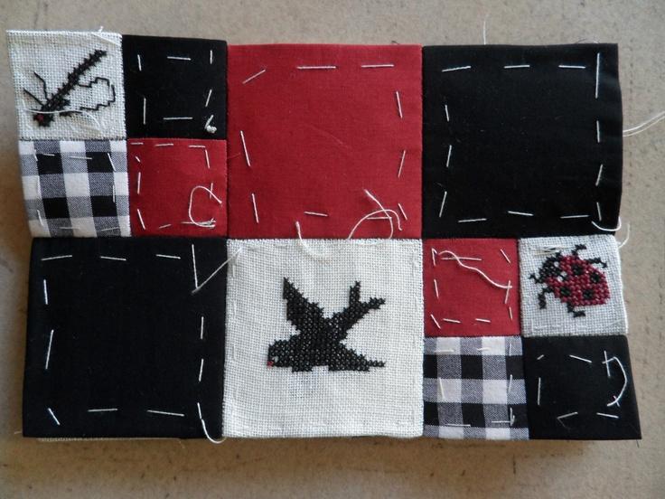 Stap voor stap uitleg patchwork quilt maken - Hobby