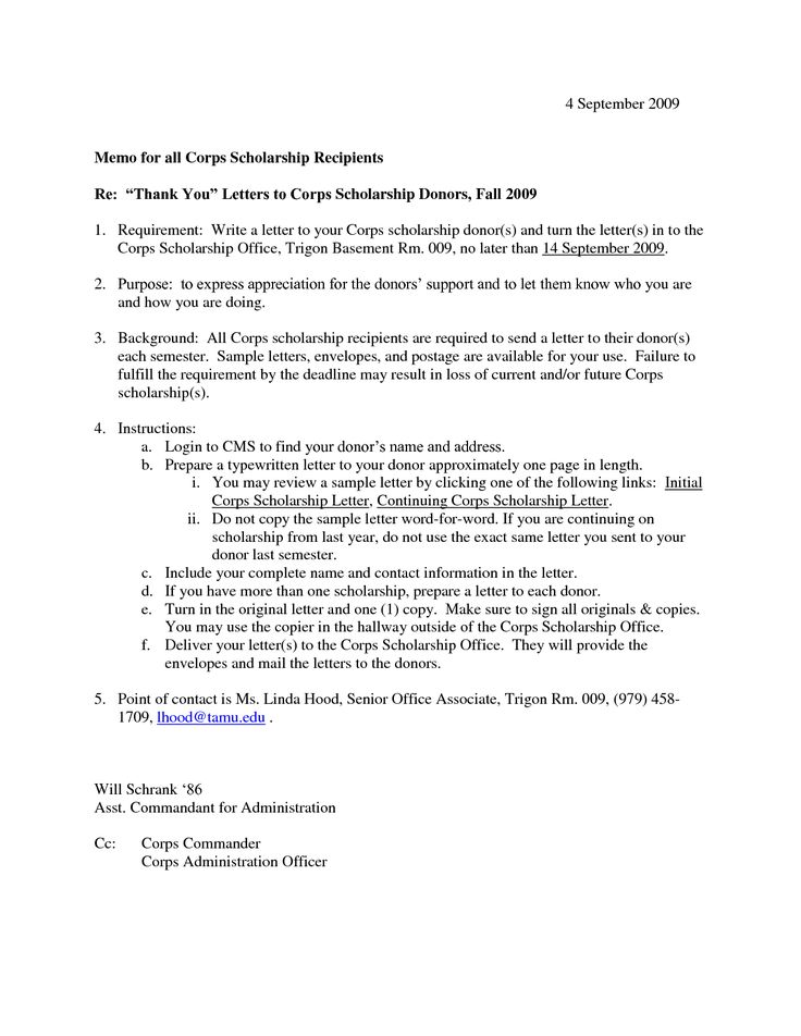 25+ beste ideeën over Scholarship thank you letter op Pinterest - thank you letter examples pdf