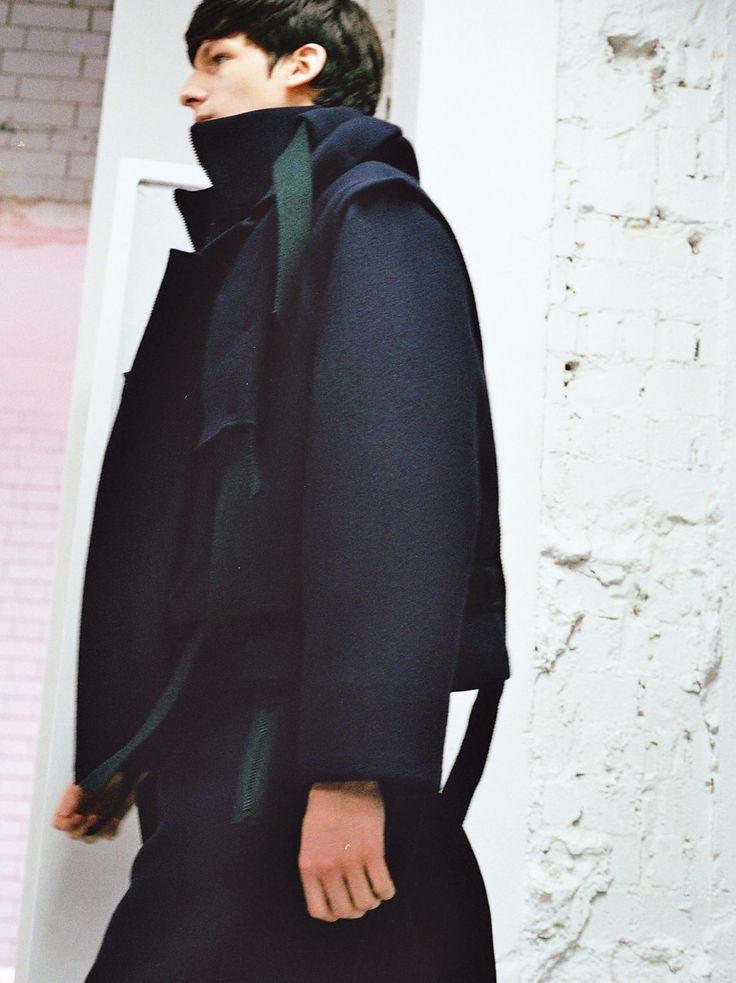 CRAIG GREEN FW15 | Fashion, Fashion Show | 1 Granary