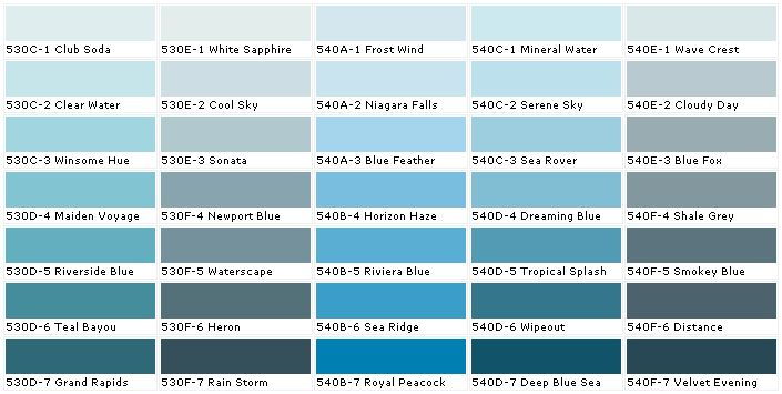 Grey Blue Paint http://www.materials-world/paint-colors/behr/behr-colorsmart