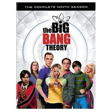 The Big Bang Theory - Season 9 (DVD)