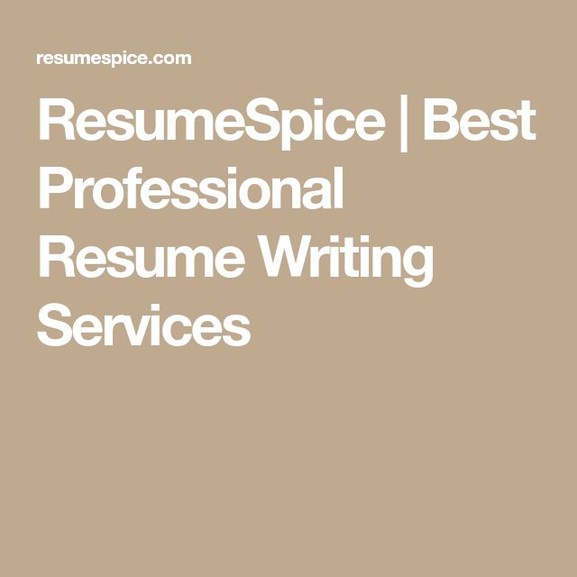 The 25+ best Resume writing services ideas on Pinterest - professional resume writing