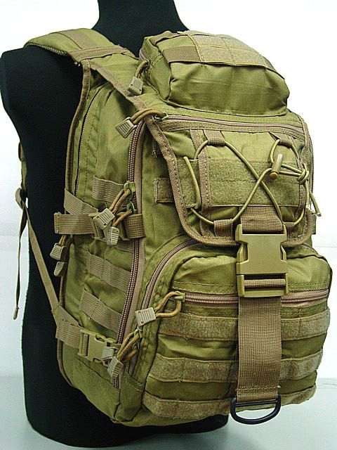 Fashion Man Women Army 40L camping bags Molle backpack military Tactical Backpack assault travel bag