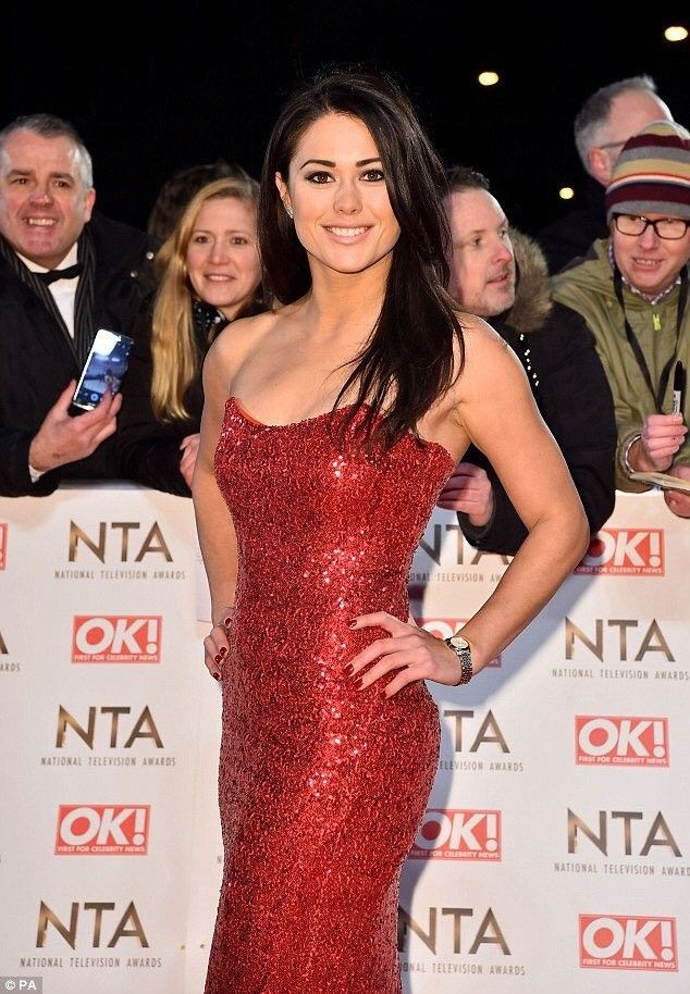 Who would you fuck?  Sam Quek