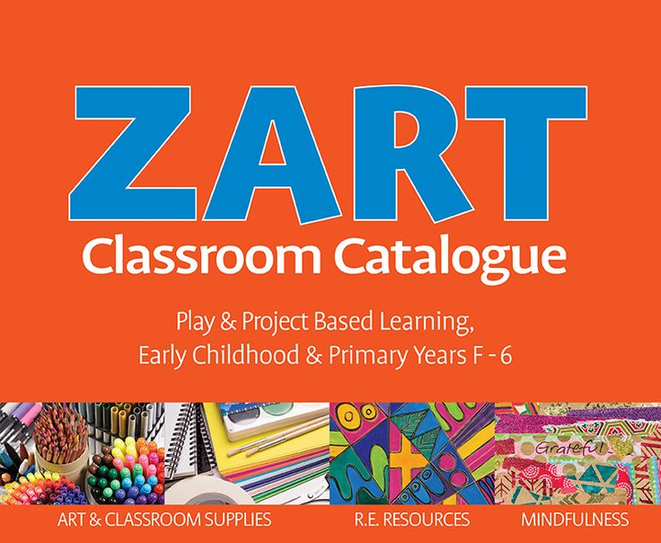 Art Products For Early Childhood & Primary Years F-6.