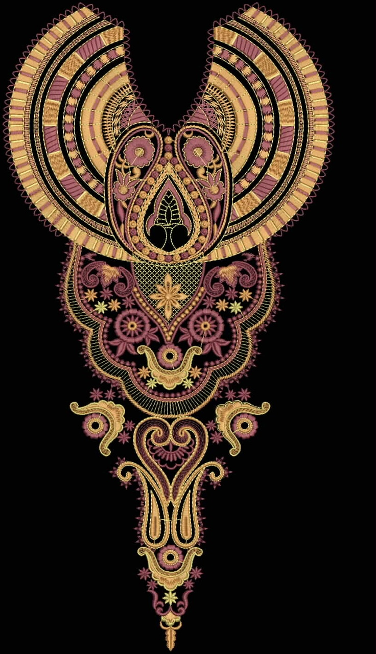 Latest Embroidery Designs For Sale, If U Want Embroidery Designs Plz Contact (Khalid Mahmood, +92-300-9406667)  www.embroiderydesignss.blogspot.com  Design# Gultar21
