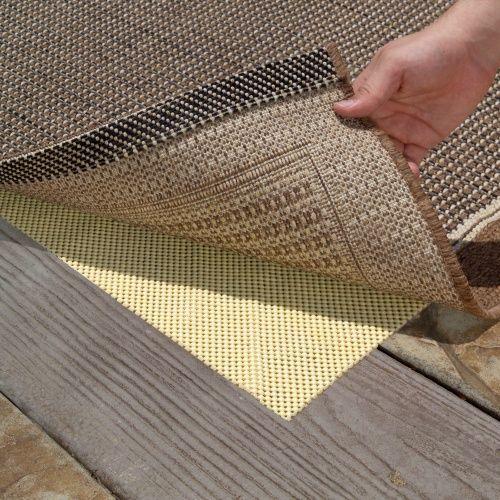 Contact Patio Rug Pad - Rug Pads at Hayneedle