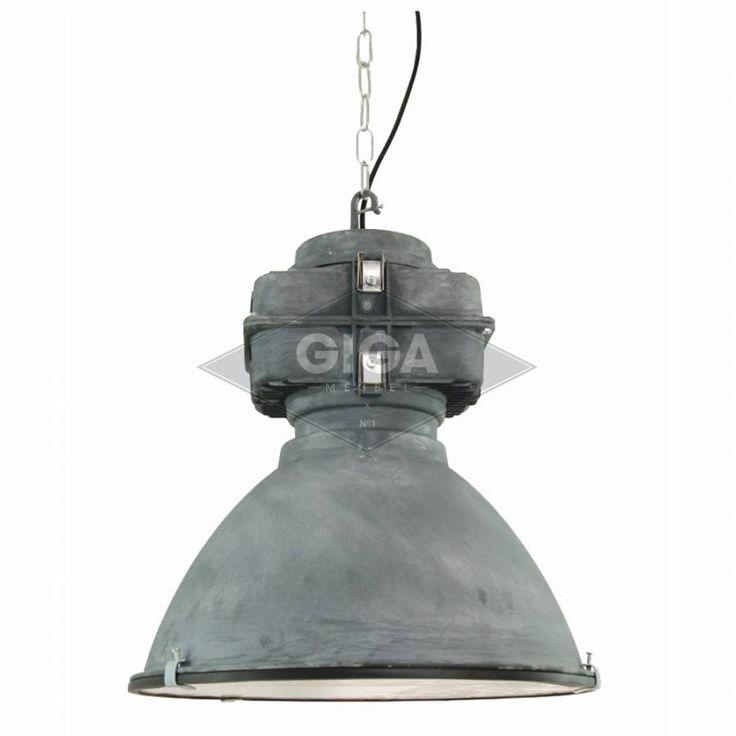 Hanglamp Industria Maxi Beton