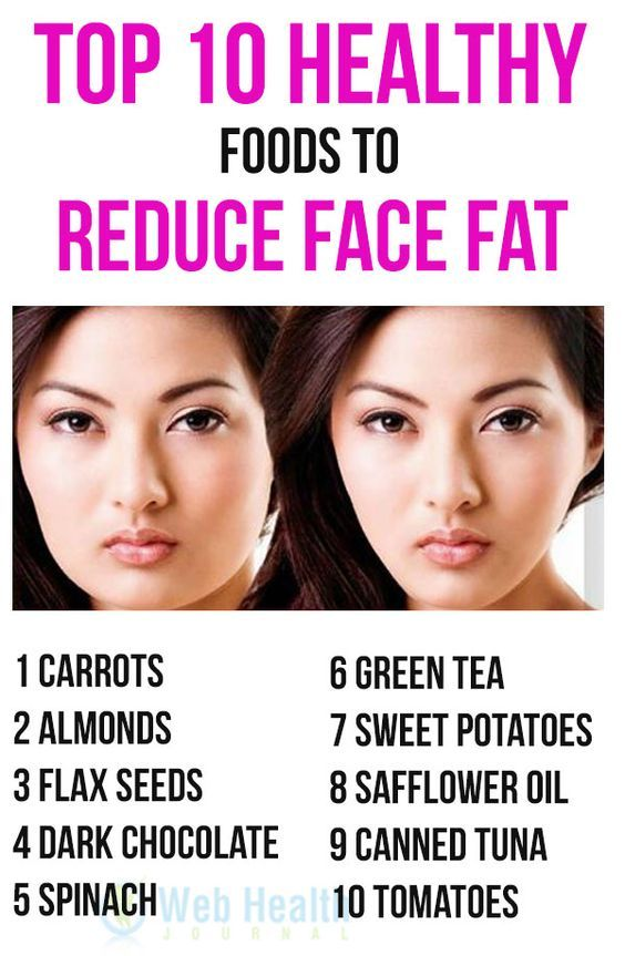 Top 10 Healthy Foods to Reduce Face Fat-Keen on knowing how to reduce fat in your face  Simple, just read on and see how effective these…