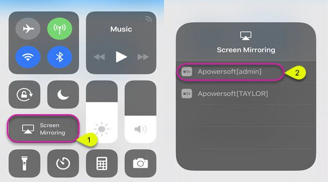 Pin On Diy, How To Mirror Iphone Tv Without Apple