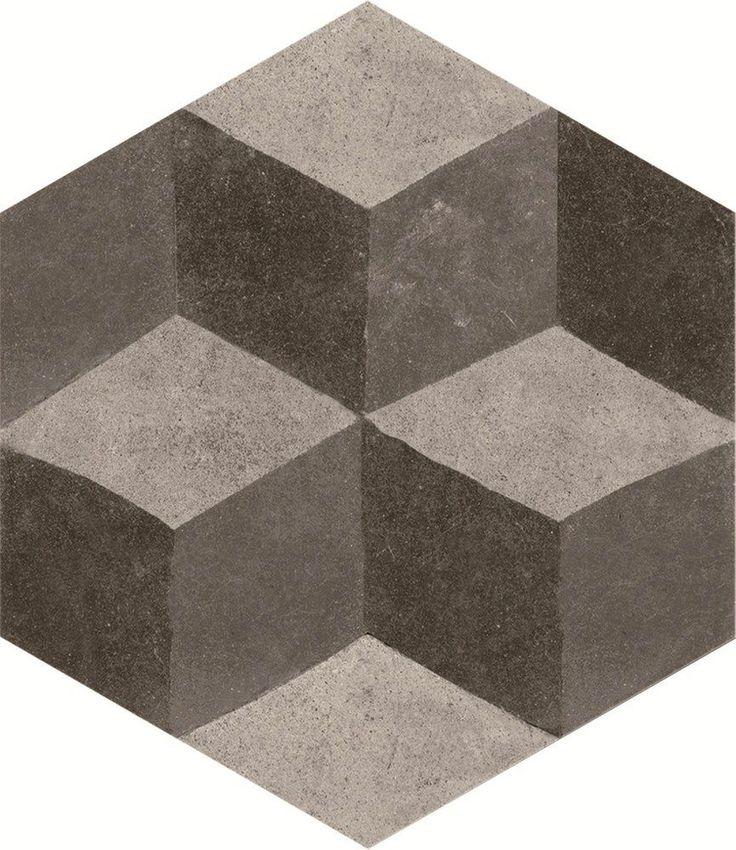 FAP Firenze Deco Grey 21.6x25 | Напольная плитка 2840р