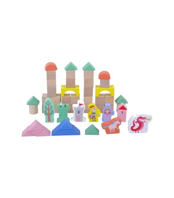 Cubes et formes BOIS Chateau