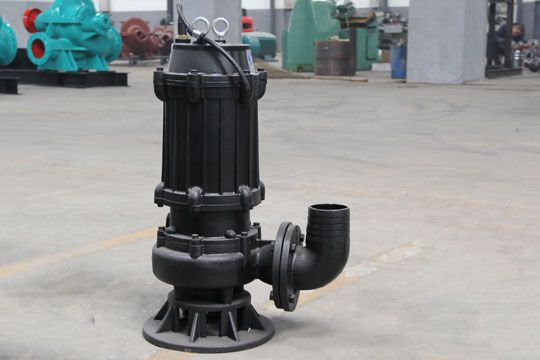 Automatic mix sewage pump http://www.welpumps.com/sewage-pump/automatic-mix-sewage-pump/