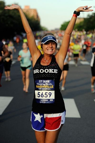 The 15 best half marathons from runners world----I'd love to check a few of these off my list!