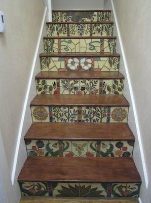 Revival Tileworks: handmade tile of historic and original design