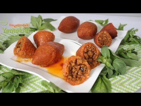 İçli Köfte Tarifi | Resimli Yemek Tarifleri Hayalimdeki Yemekler