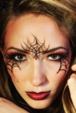 Trucco Halloween da strega (Foto)   Bellezza pourfemme