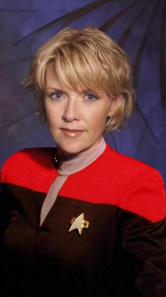 Amanda Tapping   -   StarTrak             http://www.ryanmercer.com Billionaire Ryan Mercer CIO at Vandelay Industries