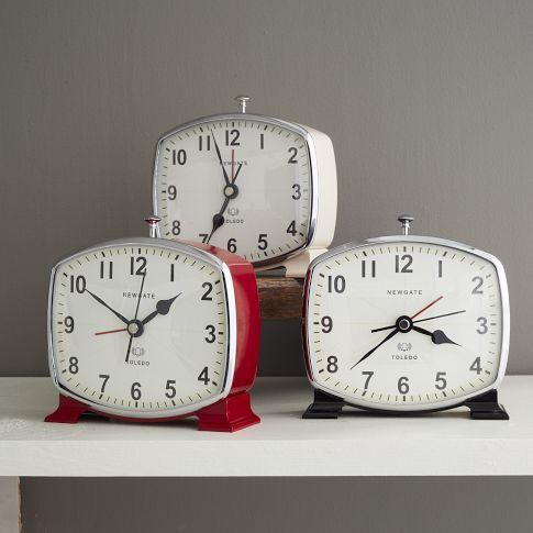 Newgate Alarm Clock - Toledo   west elm