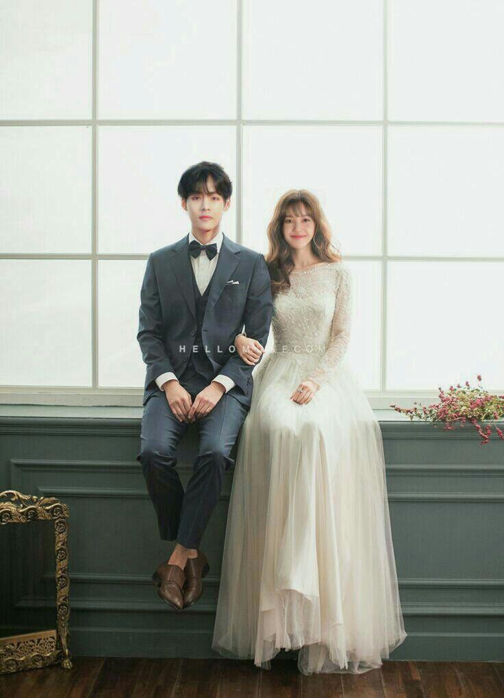 Lalisa oneshoot in 2020 Korean wedding photography