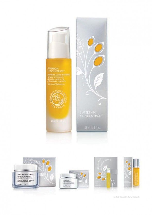 Designed by Turner Duckworth http://www.turnerduckworth.co.uk/ Illustrations by Darren Whittington  Liz Earle packaging