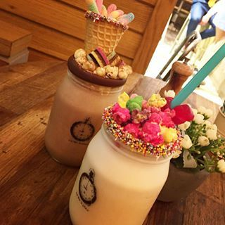 The Vogue Cafe - Macquarie Park, Sydney | 17 Epic Australian Milkshakes To Add To Your Bucket List