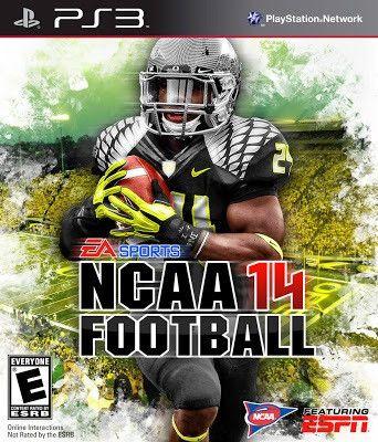 NCAA Football 14 (PS3)