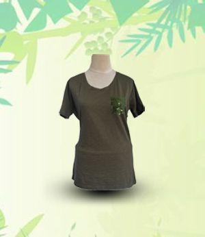 Baju Sisa Export   Sisa Export   Obral Sisa Export   Baju Branded   Stocklot   Gap Lengan Pendek Payet Saku