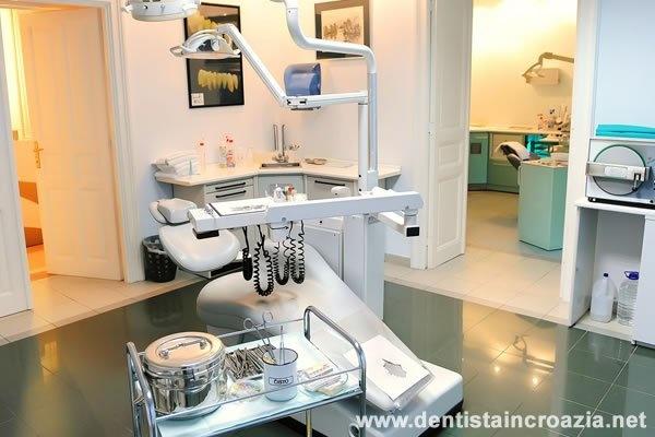 Croazia cure dentali senza rinunciare alla qualità dei materiali risparmiando.