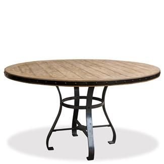 Sherborne Round Dining Table I Riverside Furniture
