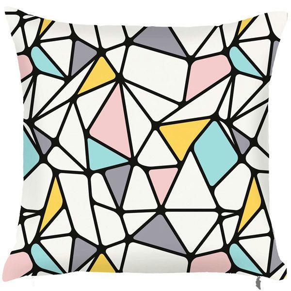 Spring Web Design Throw Pillow (Set of 2)