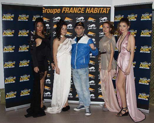 #WorldGBCTour K-1 2014 #AntonioGomez Pernes Vaucluse France Europe