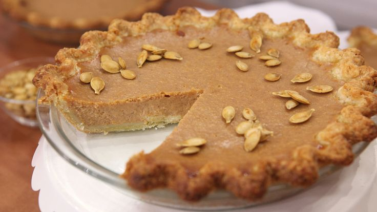 Try Dr. Oz's family recipe for pumpkin pie, using real pumpkin!