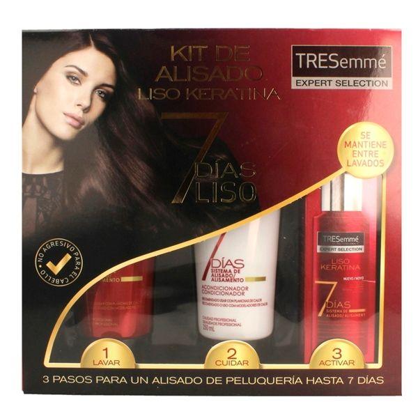 Tresemme - LISO KERATINA LOTE 3 pz Tresemme 14,29 € https://shoppaclic.com/lotti-di-profumi-e-cosmetici/17411-tresemme-liso-keratina-lote-3-pz-8712561533690.html