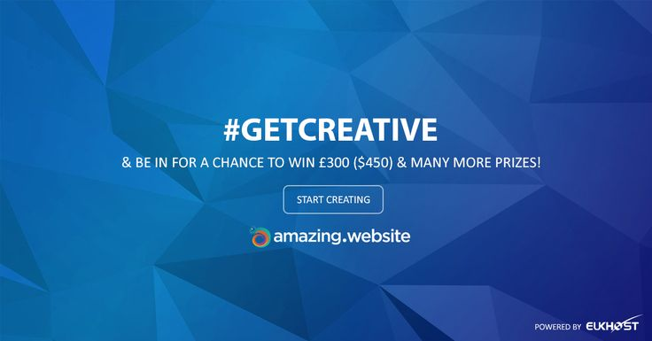 Win £300 in One Page Website Design competition exclusively on Amazing.Website