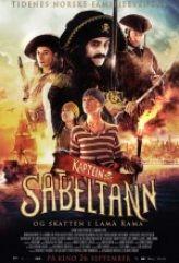 Kaptan Sabeltann – Kaptan Sabertooth 2014 Türkçe Dublaj izle