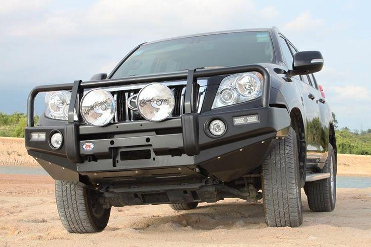Toyota Prado 150 Series for VX Models
