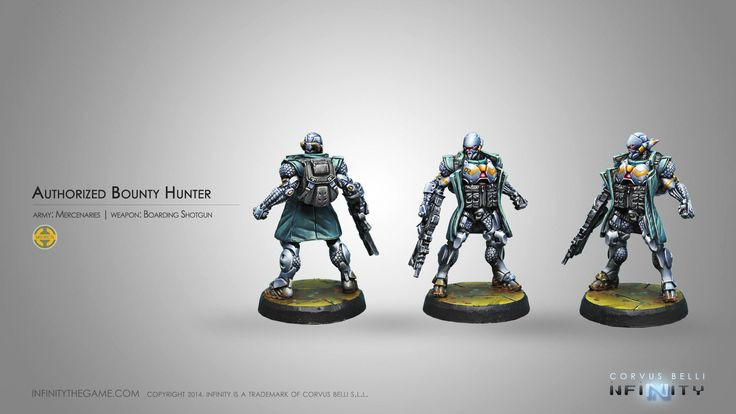 Authorized Bounty Hunter (Boarding Shotgun) - N3 Exclusive for Pre-Orders [UNAVAILABLE]