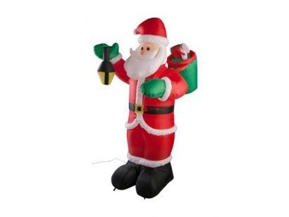 Wprowadź świąteczną radość do swojego domu oraz ogrodu dzięki temu prawie dwu metrowej wysokości Świętemu Mikołajowi. Więcej na http://tetex.pl/oferta,dmuchany-mikolaj-dekoracja-swiateczna,4e445934.html