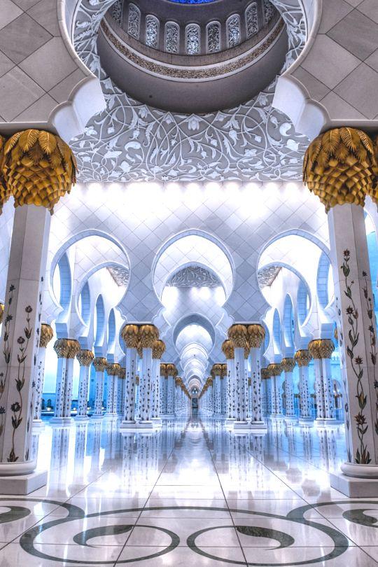 Sheikh Zayed, Abu Dhabi by Julian John | CKND