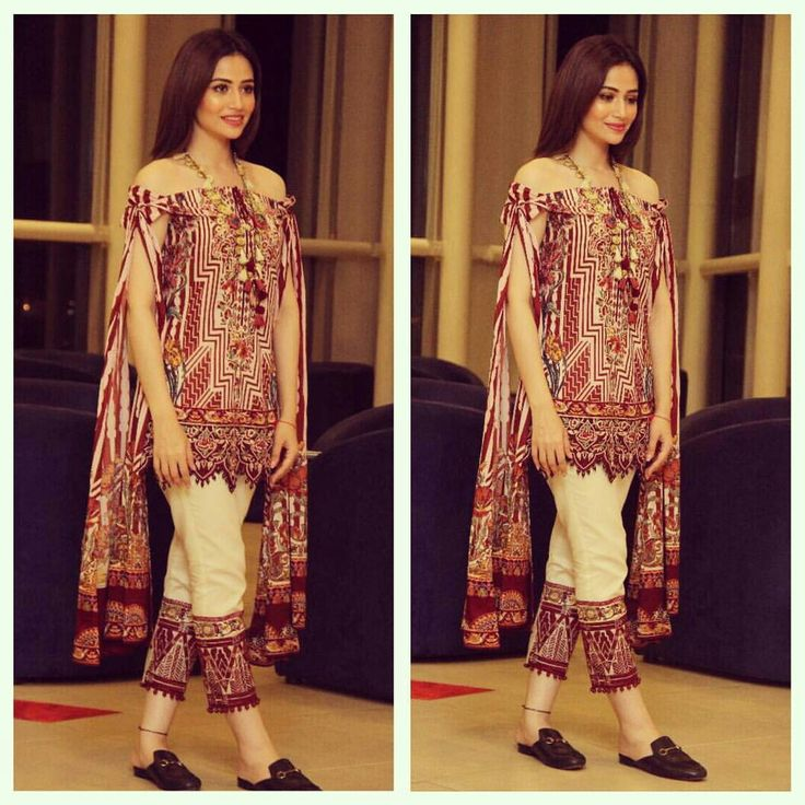 Sana Javed Spotted in #ShehlaChatoorLuxuryLawn during Promotion of her upcoming Film #MehrunisaVLubU! ❤  Styled by #AniaFawad Wearing by #ShehlaChatoor Hair and Makeup #Nabila_Salon #Khojiiii #SanaJaved #MehrunisaVLubU #PakistaniActresses #PakistaniCelebrities  ✨