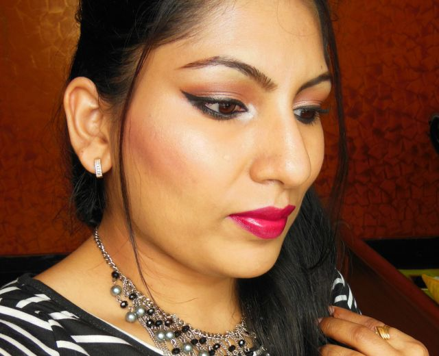 PAC Cosmetics Intense Duo Eyeliner Pencil Review, Swatch, EOTD: Marc Jacobs Dupe?