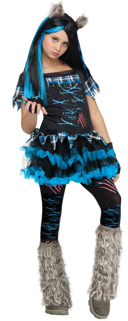 wicked wolf child costume - Wolf Halloween Costume Kids